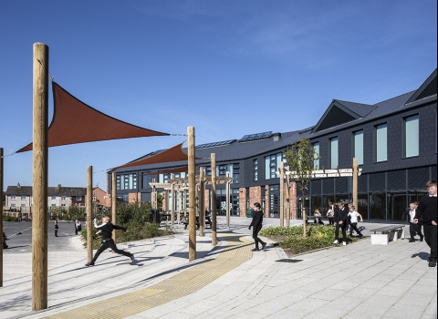 Dumfries Learning Town - North West Campus